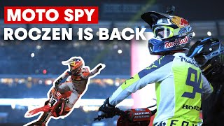 The Sweetest 26 Points of Ken Roczen's Career | Moto Spy Supercross S4E2