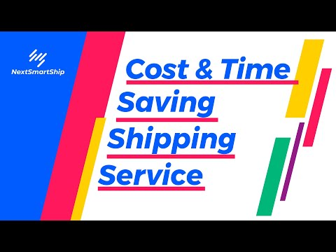 The Reason That You Choose Nextsmartship Fulfillment | Cost & Time Saving Shipping Service