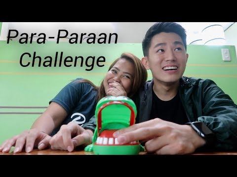 Crocodile Dentist Challenge KISS AS CONSEQUENCE Para-Paraan With Benedict Cua