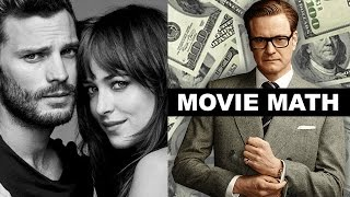 Box Office for Fifty Shades of Grey, Kingsman The Secret Service