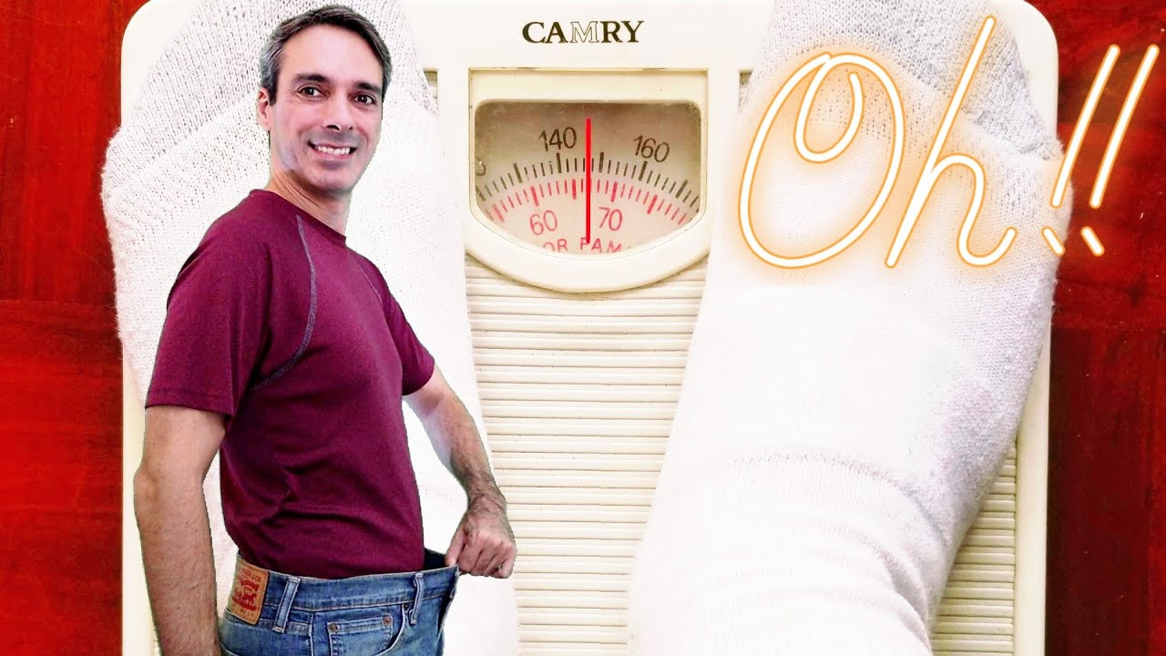Perdida de peso saludable a la semana y yolanda