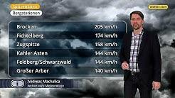 Wetter: Die aktuelle 3-Tage-Vorhersage (19.01.2018)