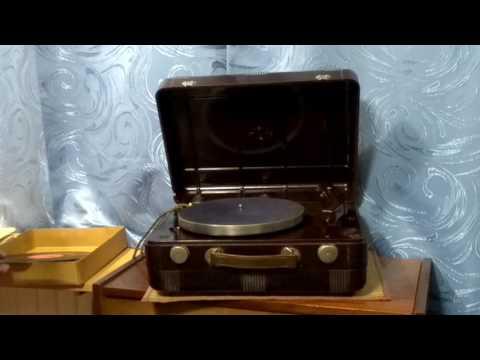 электрограммофон элфа