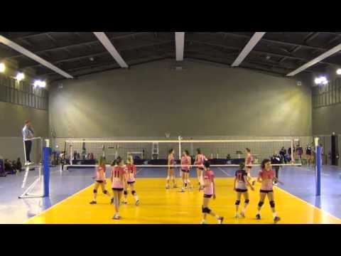 Volley Ball IFVB 3/0 L' UNION Championnat Elite 2013/2014
