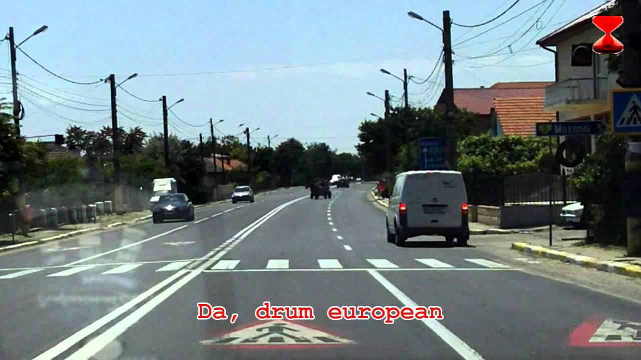 Amestecate din trafic (13) [filmare trafic]