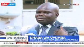 Uhaba Wa Vyumba: Uhaba wa vyumba vya malazi Kakamega