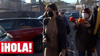La reacción de Sara Carbonero a las informaciones que aseguran que se ha separado de Iker Casillas