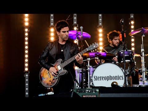 Stereophonics - C'Est La Vie (T in the Park 2015)