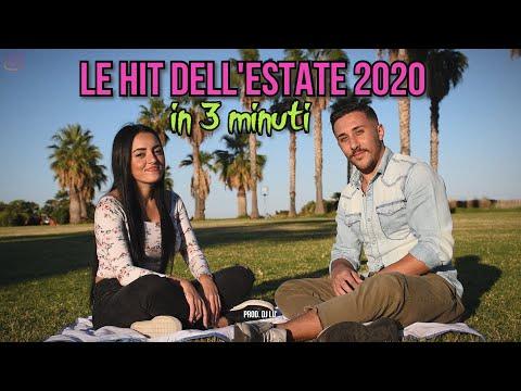 LE HIT DELL' ESTATE in 3 MINUTI | Mashup 2020