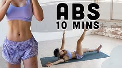 10 min Abs Workout for a Flat Stomach | Get ABS this 2020