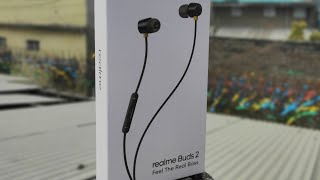 Realme Earbuds 2 Unboxing ! Got It By Flipkart !!