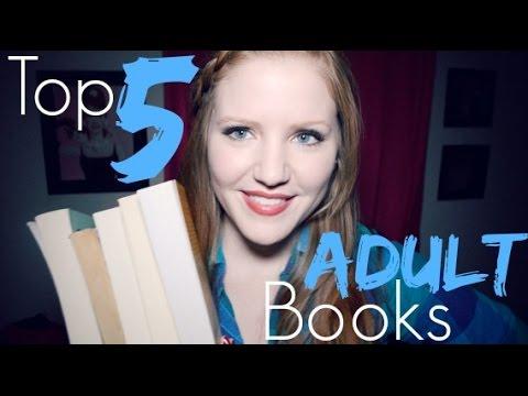 Top 5 Favorite Adult Books!