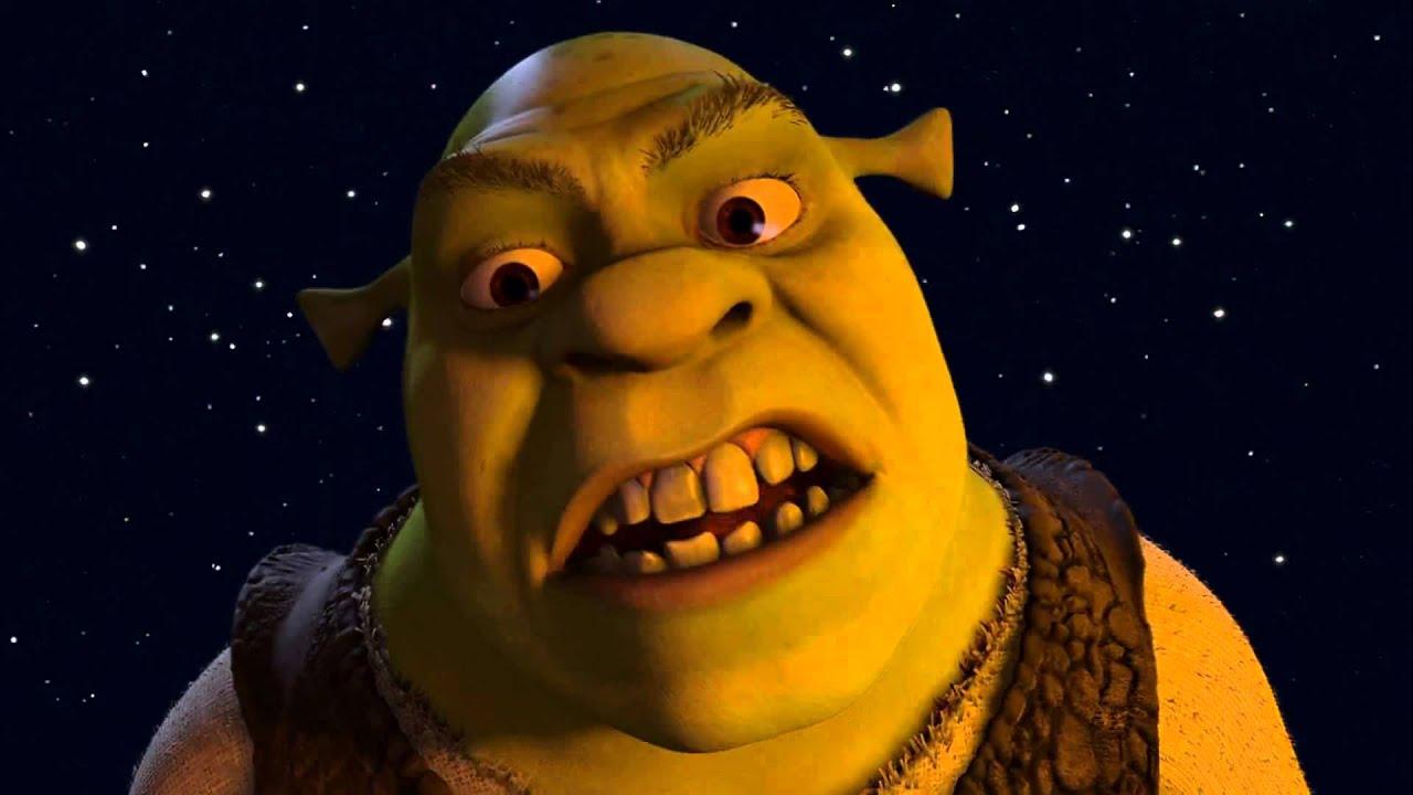 Shrek Clip