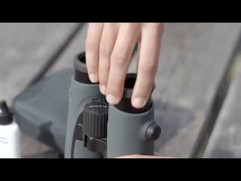 SWAROVSKI OPTIK - How to clean the lenses of your binoculars and spotting scopes