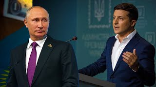 Война неизбежна?│Зеленский встречи с Путиным│Обсуждение у Соловьева событий на Украине
