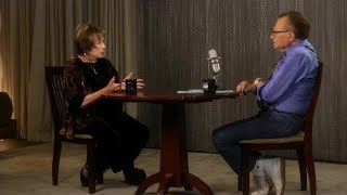 Frank Sinatra's Message For Shirley MacLaine | Shirely MacLaine | Larry King Now Ora TV
