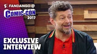 Andy Serkis, Motion-Capture Acting Extraordinaire | Comic-Con 2017 thumbnail