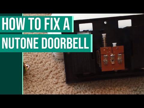 INSIDE A DOORBELL | HOW TO FIX A DOORBELL THAT DOESN'T WORK
