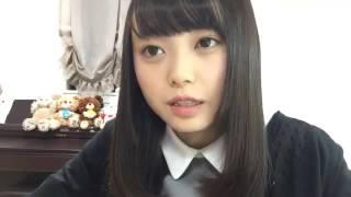 SR 2016年11月08日 樋渡結依(AKB48)