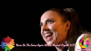 Baixar MELANIE C, Never be the Same Again (live at MADRID Orgullo 2019) ft Sink the Pink - SPORTY SPICE
