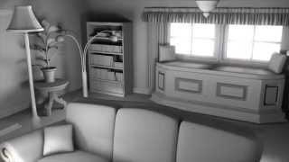 maya interior animation