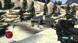 Sniper Actions - Section 8 prejudice gameplay PC HD