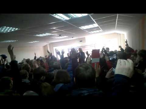 Навальный в Кемерово 18.03.2017. Речь А.А. Навального.