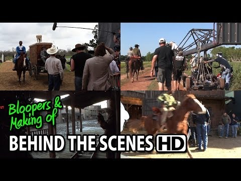 Django Unchained (2012) Making of & Behind the Scenes (Part2/3)