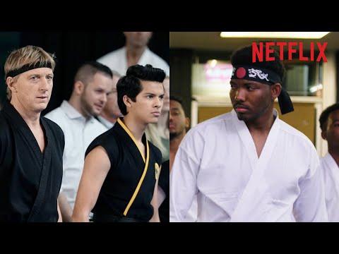 Cobra Kai Worldwide Starring King Vader   Netflix Dreams Episode 2