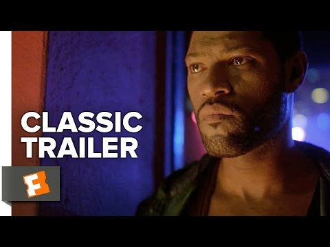 Deep Cover (1992) Official Trailer - Laurence Fishburne, Jeff Goldblum Movie HD