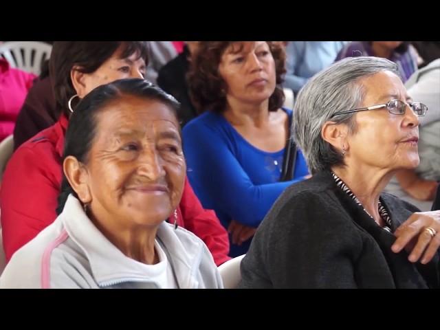 Defensor del Pueblo, participó junto a Adolfo Pérez Esquivel, en foro  internacional