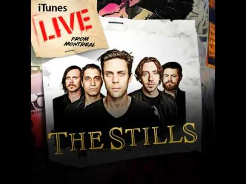 The Stills - iTunes Live From Montreal (2008)