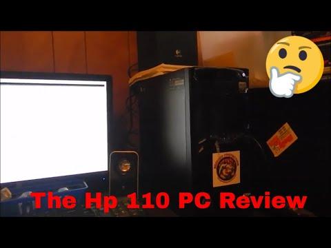 Hp 110 Desktop Computer