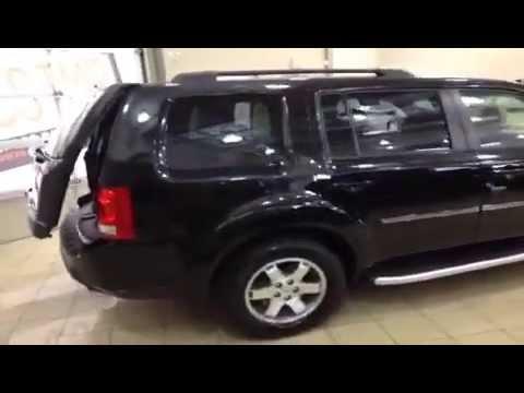 2010 Honda Pilot Touring 4WD for sale at Sherwood Park Toyota Scion