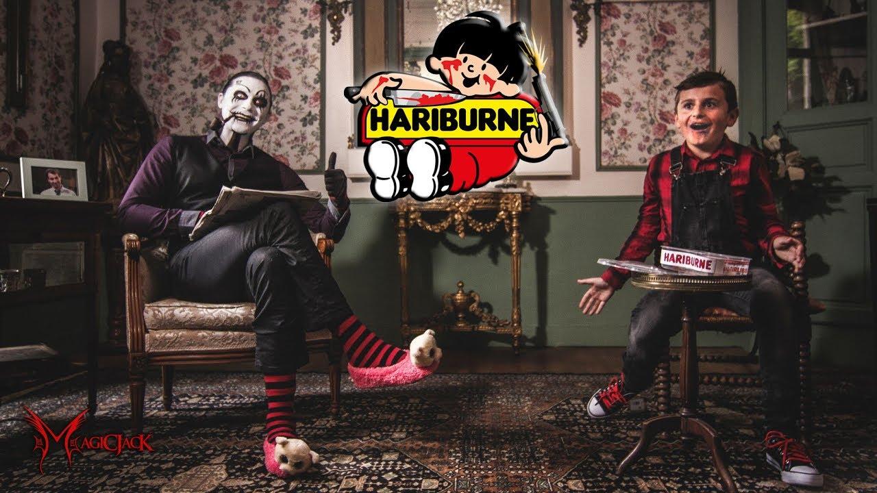 HARIBURNE - MagiCJacK