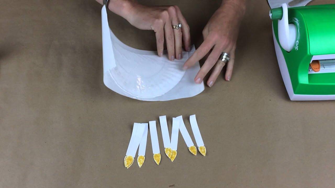 Paper Plate Menorah & Paper Plate Menorah - YouTube