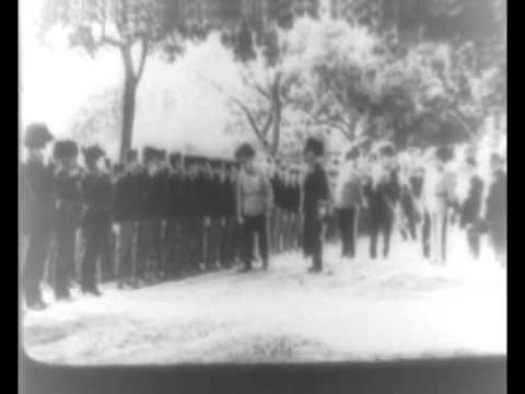 World War I Fox Movietone Newsreel Excerpts 1