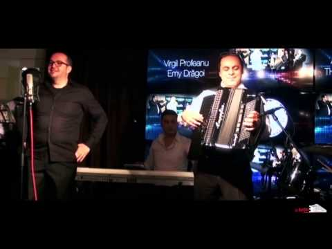 Virgil Profeanu & Emy Dragoi - Ma dusei sa trec la Olt_ Folclor La Bordei