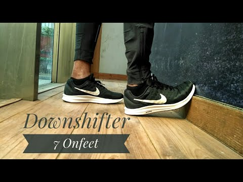 hot sale online fb1ef a3d0a Nike Downshifter 7   Overview + Onfeet!