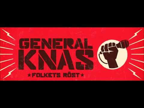 General Knas  Enda Vägen Fram med Kapten Röd