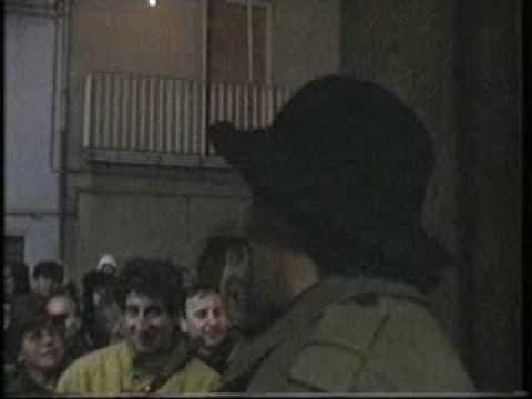Gambatesa - Maitunat - notte 31 dic 1994