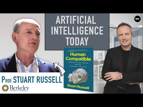 Prof. Stuart Russell on Artificial Intelligence