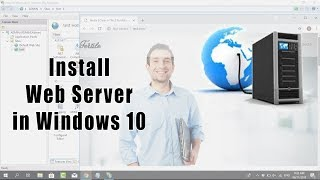 How to Install Web server in Windows 10