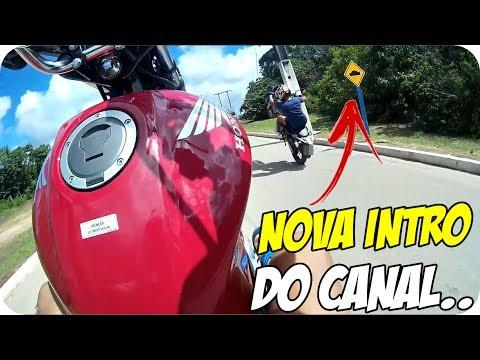 DICHAVANDO NO GRAU E CORTE DE START 160 ft.Lucas MotoVlog