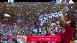 Funk Circuit Balloon Drop & Confetti for 2017-2018 ASEAN Basketball League Championship
