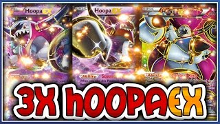 3 verschiedene Hoopa-EX! - Pokémon Trading Card Game Online Boosterpack Opening | Part 2(, 2016-06-02T14:00:02.000Z)