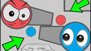 Diep.io MOBILE !! NEW TOP FUNNIEST STALKER KILL // Diep.io Funny  Dominate