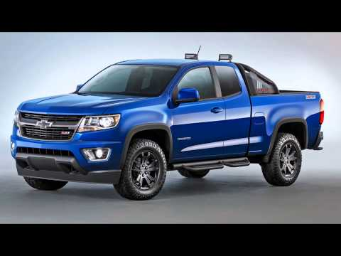 chevrolet colorado midnight edition z71 trail boss youtube. Black Bedroom Furniture Sets. Home Design Ideas