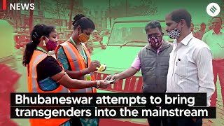 Bhubaneswar's parking will now be managed by a transgender SHG