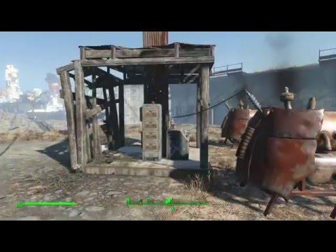 Fallout 4 - part 60 - rebuilding the castle